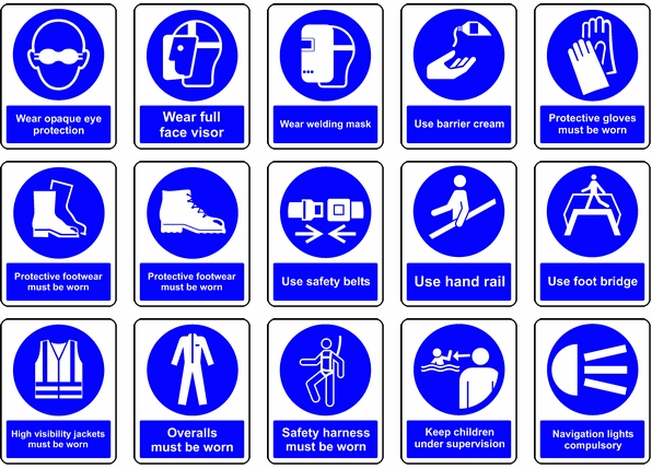 Similiar Iso Safety Symbols Keywords